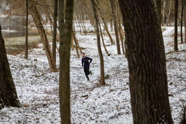 Sostinės miško parkuose vykdomi kasmečiai priežiūros darbai