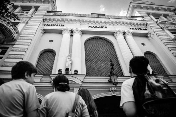 """Vilniaus mažojo teatro """"DramaTest"""" atviras kvietimas – nauja kūrybos galimybė režisieriams"""