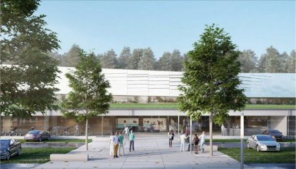 Vilniaus savivaldybė pasirašė sutartį su nauju Lazdynų baseino statytoju