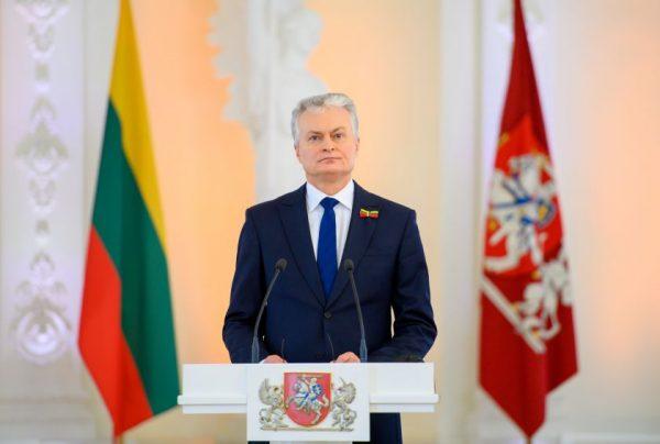 Lietuvos Respublikos Prezidento Gitano Nausėdos kalba teikiant Valstybės apdovanojimus Lietuvos valstybės atkūrimo dienos proga