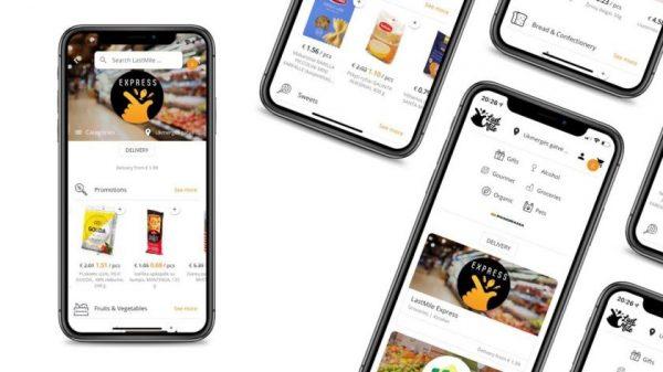 Pasaulinę e-komercijos naujieną startuolis atvedė į Lietuvą: prekes pristatys per 15 minučių
