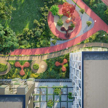 Viešasis pristatymas: Justiniškių senbuvių kaimynystėje planuojamas daugiabučių kvartalas
