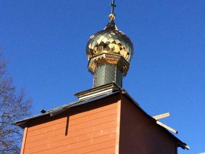 Daniliškių Švč. Trejybės sentikių cerkvė  atgimsta vietos bendruomenės dėka