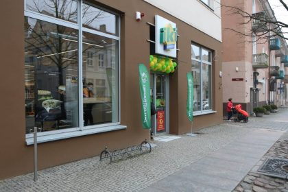"""""""Iki"""" atidarė pirmąją naujos ekspress koncepcijos parduotuvę Klaipėdoje"""