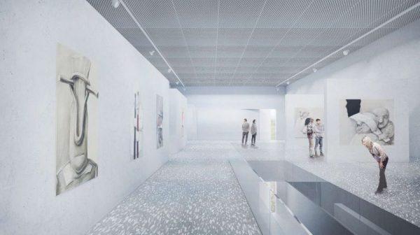 Klausimai atsakyti – tęsiami Stasio Eidrigevičiaus menų centro rangos darbai