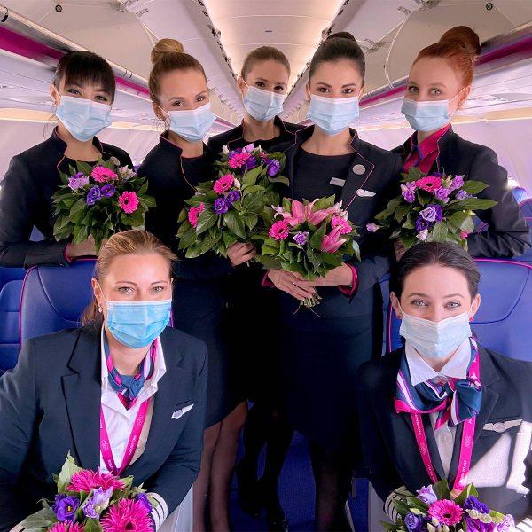 """""""Wizz Air"""": aviacijoje reikia daugiau moterų piločių ir aukščiausio lygio vadovių"""