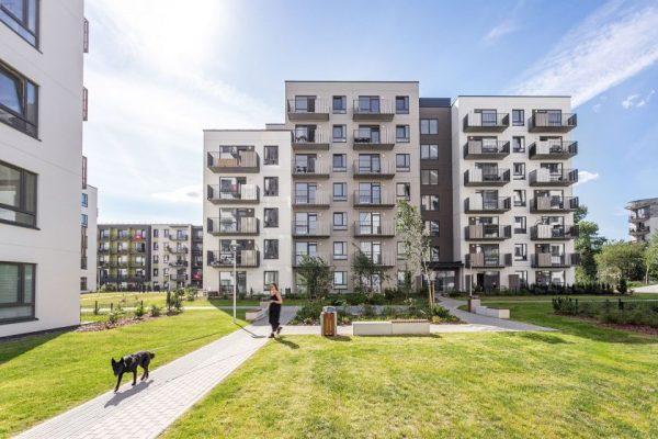 Naujo būsto ieškantys vilniečiai pirmiausia išperka butus su terasomis