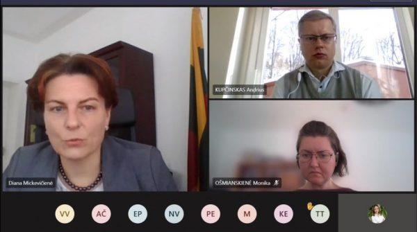 Seimo Tarpparlamentinių ryšių su Korėjos Respublika grupės narių susitikimų su ambasadorėmis metu užsibrėžta plėtoti Lietuvos ir Korėjos parlamentinį bendradarbiavimą