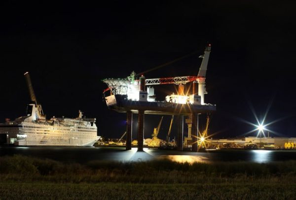 Baigiamas statyti naujasis Smiltynės perkėlos keltas – pirmus keleivius plukdys liepą