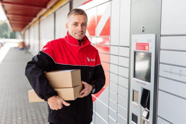 """""""DPD Lietuva"""" nuo praėjusių metų rudens šalyje įrengė jau 100-tąjį naują paštomatą"""