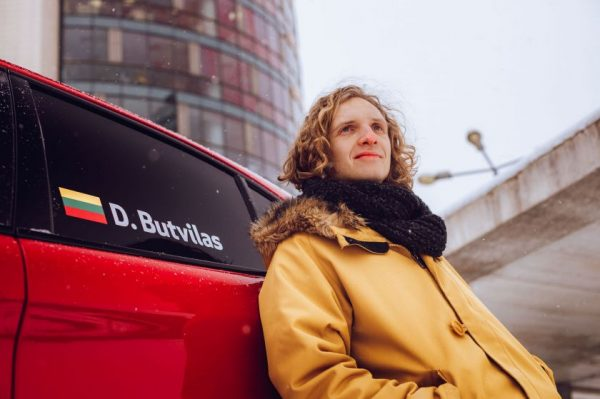 D. Butvilas: norint pajausti vairavimo džiaugsmą, reikia žinoti tik kelis paprastus dalykus