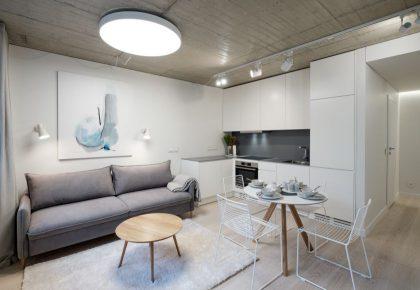 Apklausa: kiek lietuviams užtrunka įsirengti būstą ir persikelti į naujus namus?