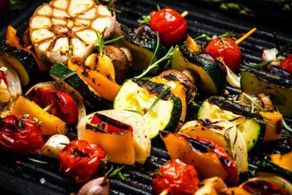 Vegetariškos alternatyvos: daržovės ant grilio įtiks išrankiausiam skoniui