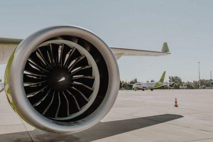 """""""airBaltic"""" pradės skrydžius tarp Rygos ir Tenerifės"""