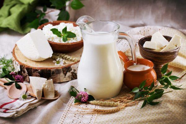 Pieno produktai – kiek ir kokių vartoti, kad būtume žvalūs