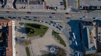 Kelininkai ruošia neeilinį išbandymą: iki rudens remontuos vieną pagrindinių transporto mazgų Kauno centre