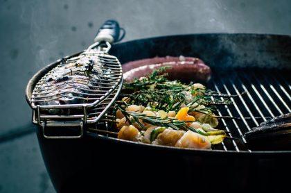 Dorada ant grilio – paruošti paprasta, o skonis tobulas