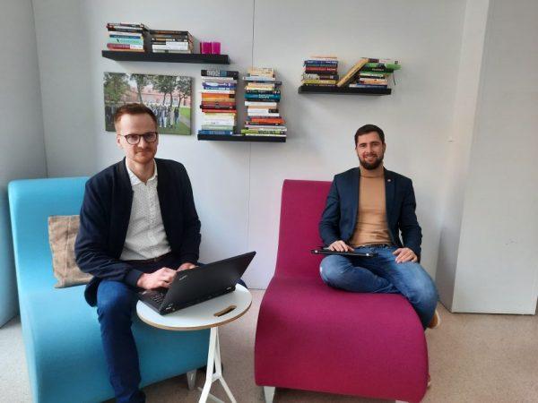 Karantinas šiauliečiams verslininkams nesutrukdė siekti tikslų – startuolis  pritraukė 100 000 eurų investiciją