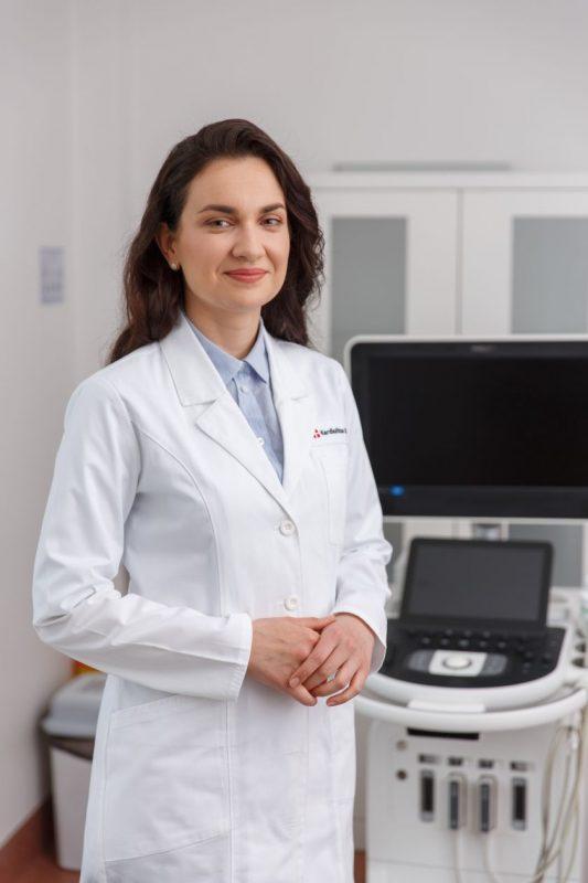 Ginekologinių ligų gydymo sėkmę lemia laikas
