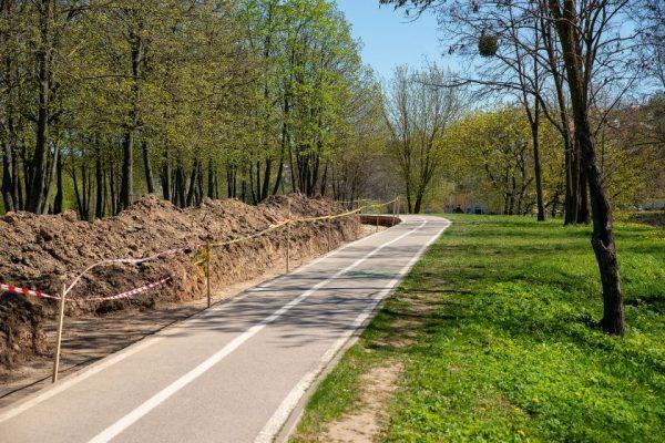 Pozityvūs pokyčiai vaizdingoje Kauno krantinėje – pradedama Neries parko rekonstrukcija