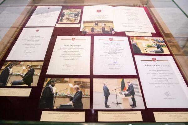 Seimo lankytojų centre – renginiai, kviečiantys atrasti Lietuvos Respublikos Seimo archyvą
