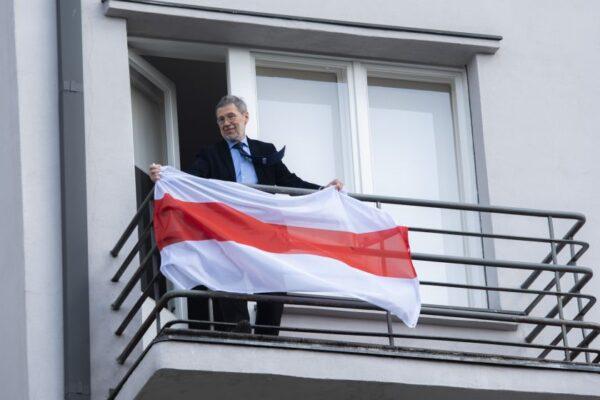 Liudas Mažylis. Baltarusijos klausimas – Europos Parlamento darbotvarkėje