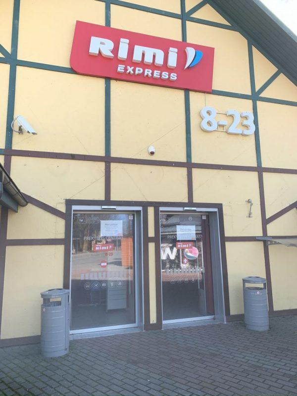 """""""Rimi"""" atvėrė sezonines parduotuves Palangoje ir Šventojoje: pirkėjams siūlys platesnį asortimentą"""
