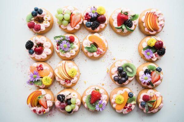 Sveiki ir gaivūs vasariški desertai, kurie nepakenks kūno linijoms